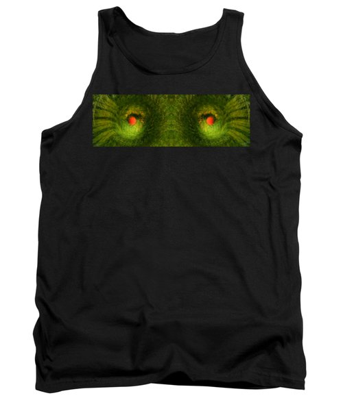 Eyes Of The Garden-2 Tank Top