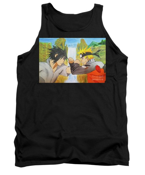Face-off At The Valley Tank Top