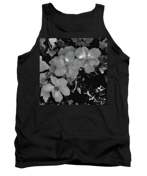 Faded Flowers Tank Top