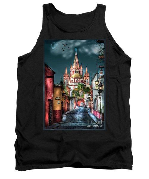 Fairy Tale Street Tank Top