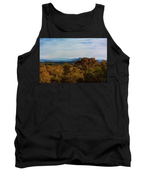 Fall In The Desert Tank Top