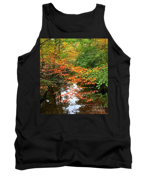 Fall Is In The Air Tank Top