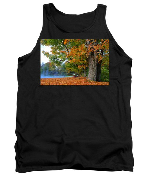 Fall Morning In Jackson Tank Top