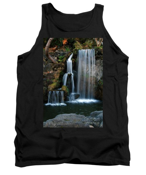 Falling For You Tank Top by Clayton Bruster