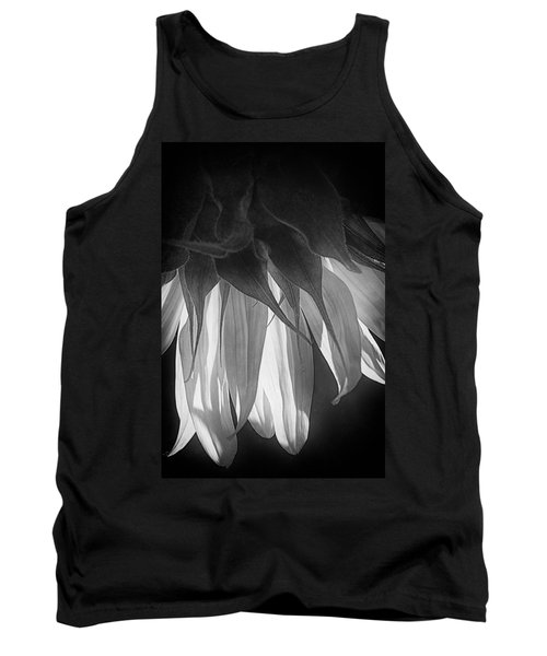 Falling Monochrome  Tank Top
