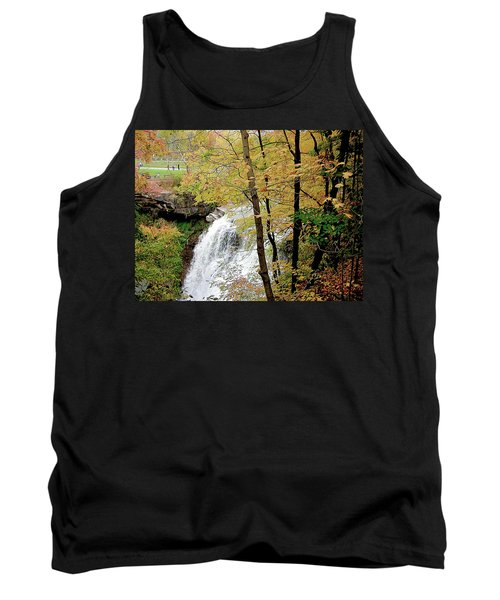 Falls In Autumn Tank Top