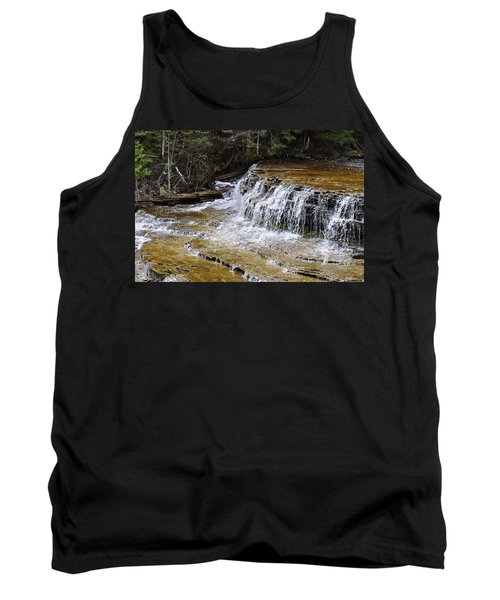 Falls Of The Au Train Tank Top