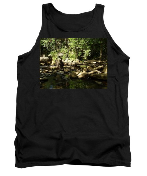 Falls Park Tank Top by Flavia Westerwelle