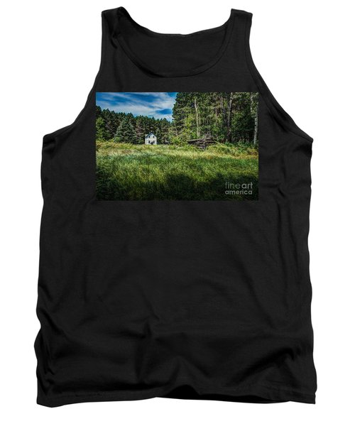 Farm In The Woods Tank Top