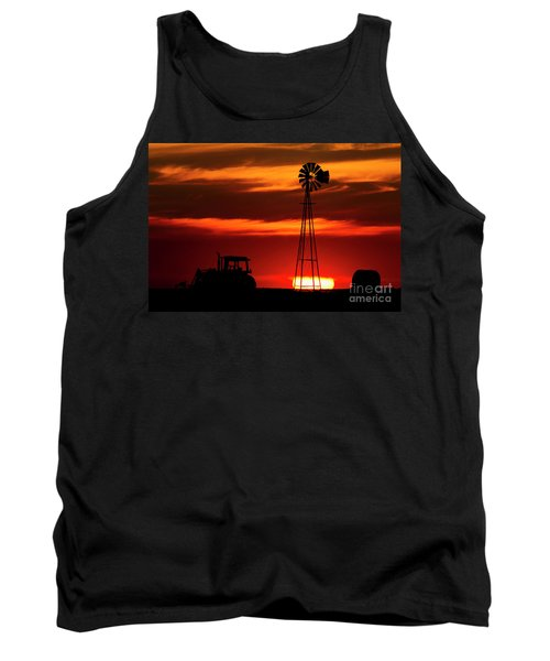 Farm Silhouettes Tank Top