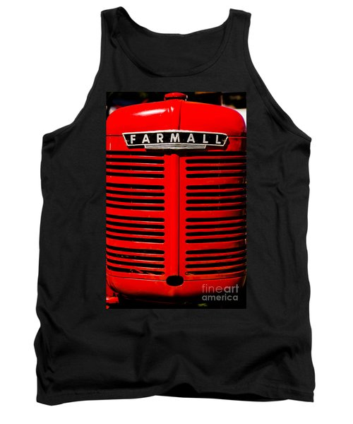 Farmall Grill Tank Top by Sherman Perry