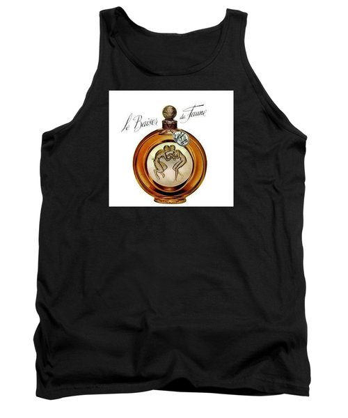 Tank Top featuring the digital art Fawn by ReInVintaged