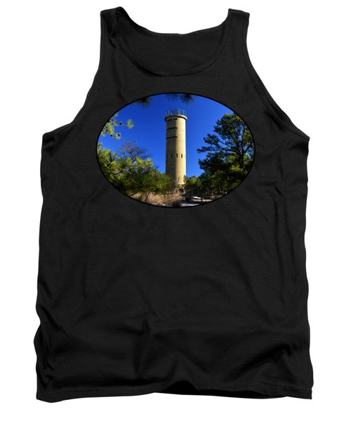 Fct7 Fire Control Tower #7 - Observation Tower Tank Top
