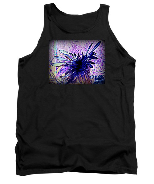 Feathered Crown Tank Top