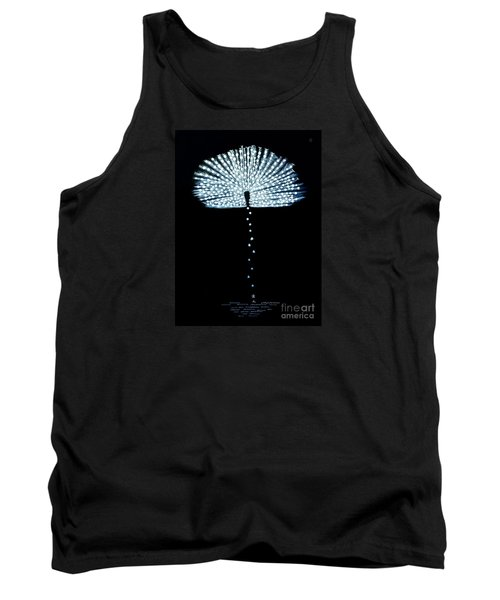 Female Feather Tank Top
