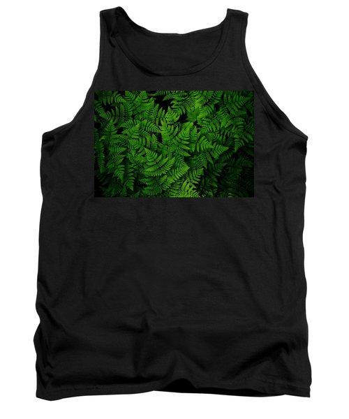 Ferns Galore Tank Top