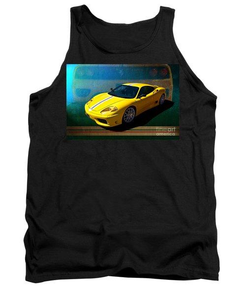 Ferrari F430 Tank Top