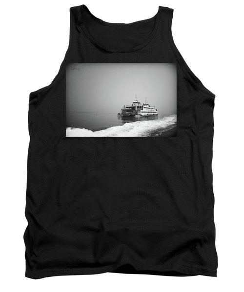 Ferry Tank Top by Joseph Westrupp
