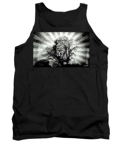 Fifty Cents For Your Soul Tank Top by Paulo Zerbato