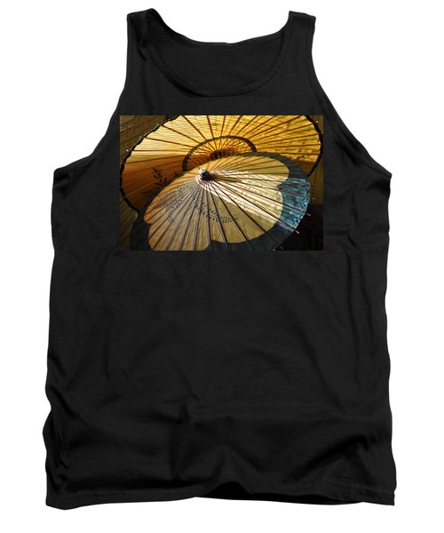 Filtered Light Tank Top by Jan Amiss Photography