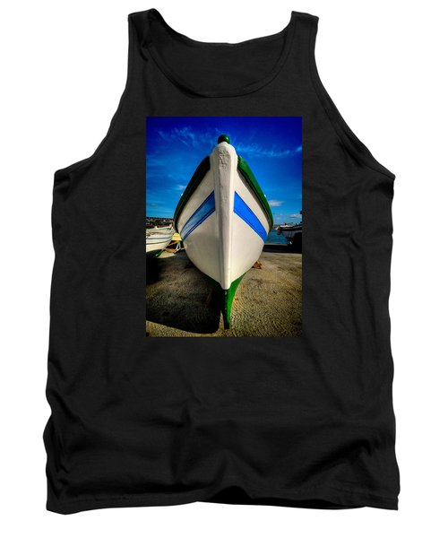 Fine Art Colour-108 Tank Top