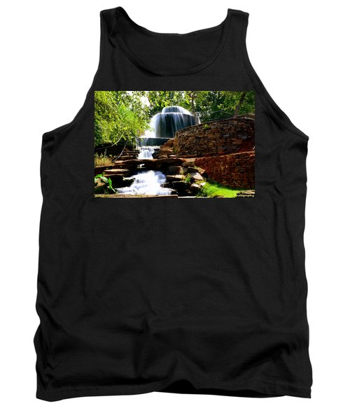 Finlay Park Columbia Sc Summertime Tank Top