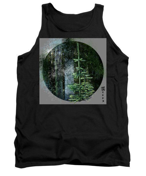 Fir Trees - 3 Ages Tank Top