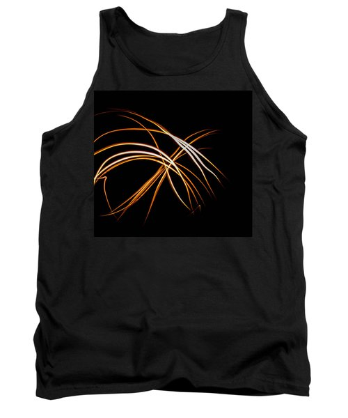 Fire Forks Tank Top