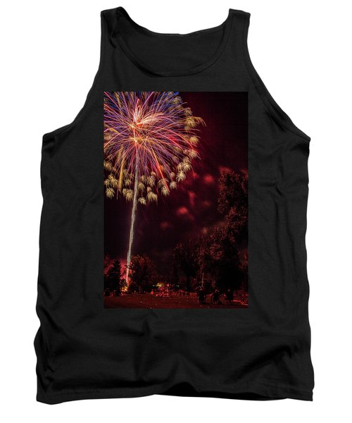 Fired Up Tank Top