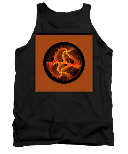 Fires Within Memorial Tank Top