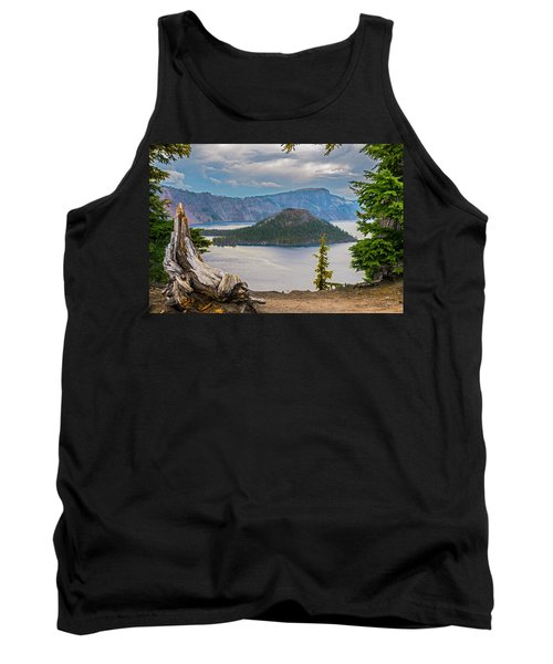 First Crater View Tank Top