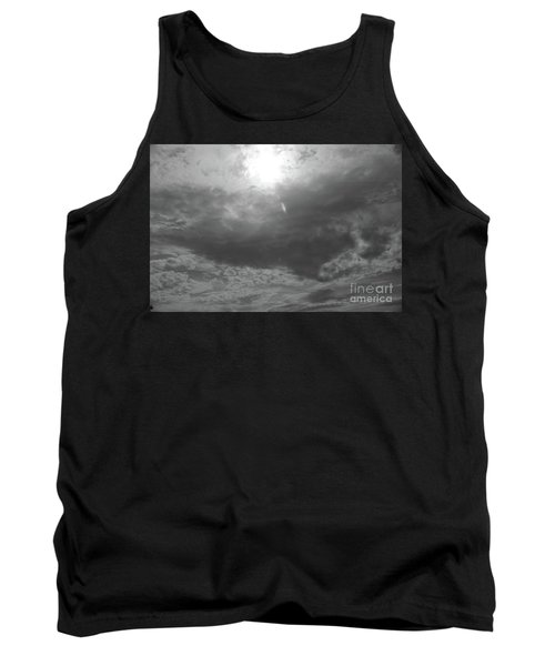 First Flakes Of The Season Tank Top by Jesse Ciazza