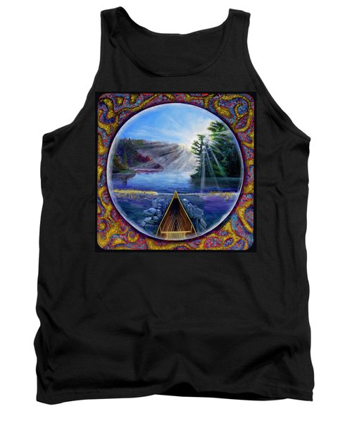 First Ice Tank Top