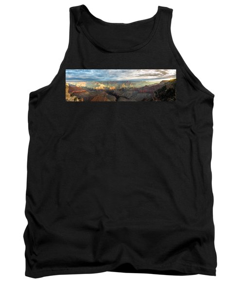 First Light In The Canyon Tank Top