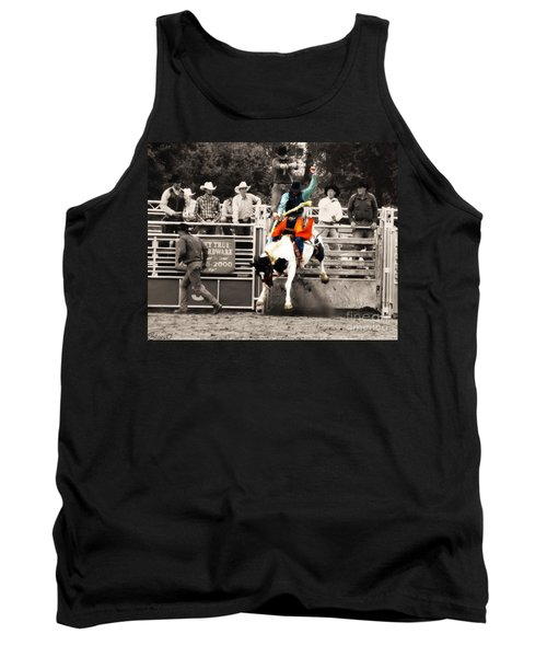 First Out Of The Chute Tank Top