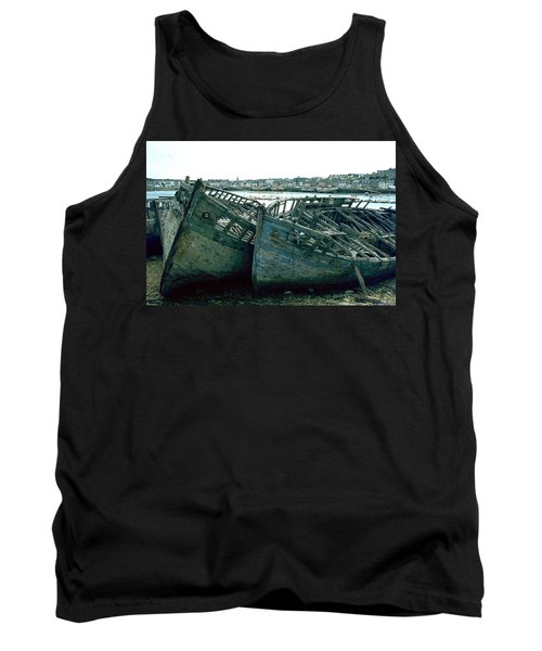 Fisher Boats Tank Top