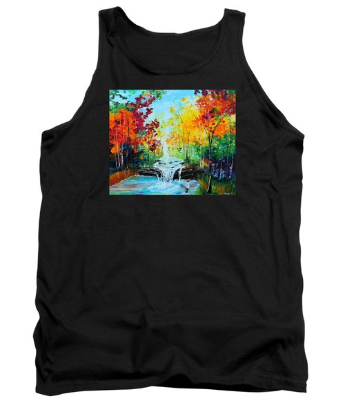 Fisherman Tank Top