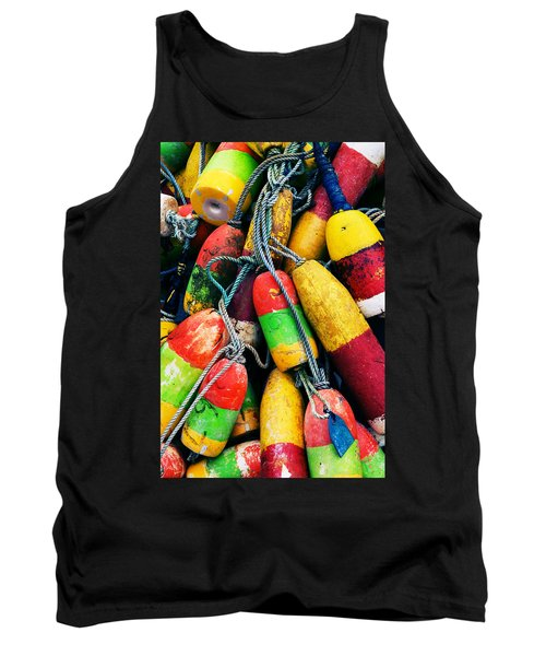 Fishermen's Floats Tank Top