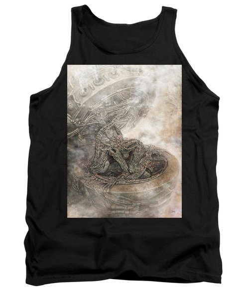 Fit Into The System Tank Top