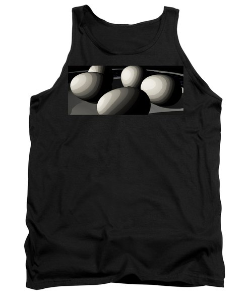 Five Eggs  Tank Top