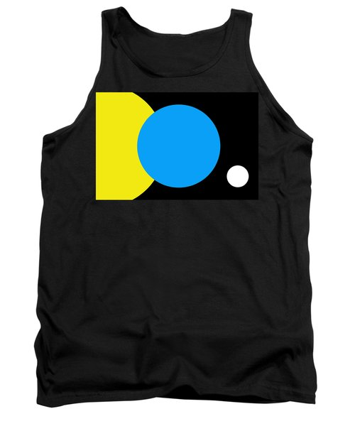 Flag Of Earth Tank Top