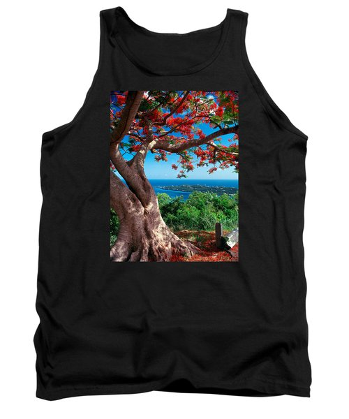 Flame Tree St Thomas Tank Top
