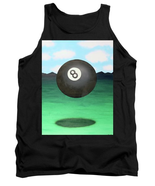 Floating 8 Tank Top