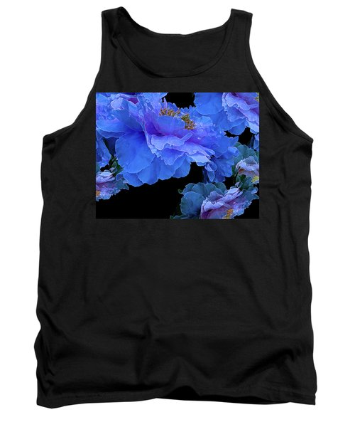 Floating Bouquet 10 Tank Top
