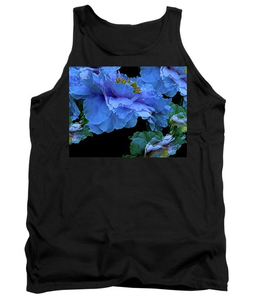 Floating Bouquet 14 Tank Top