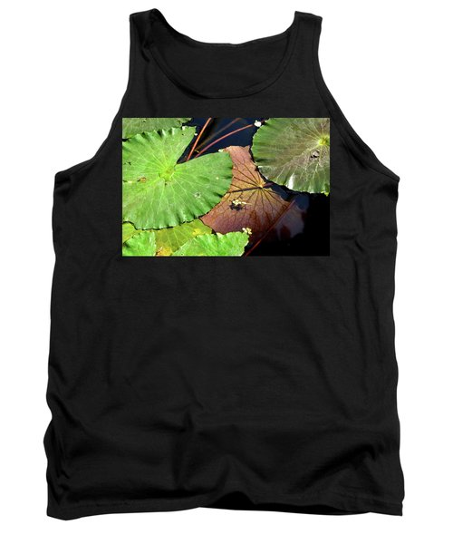 Floating Lily Pads Tank Top