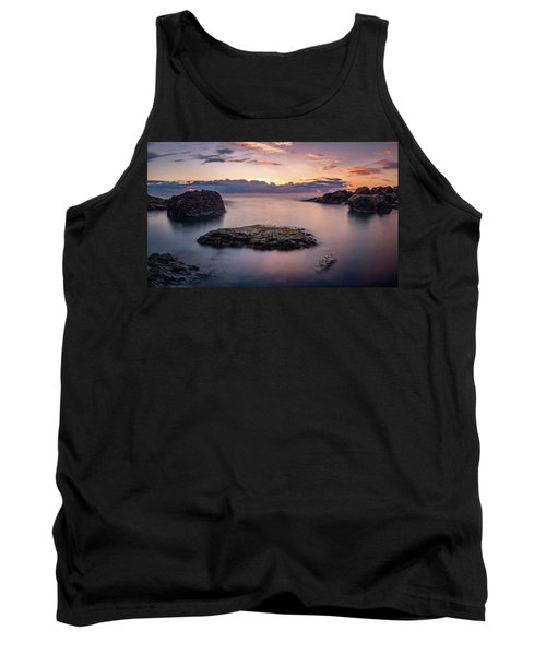 Floating Rocks Tank Top