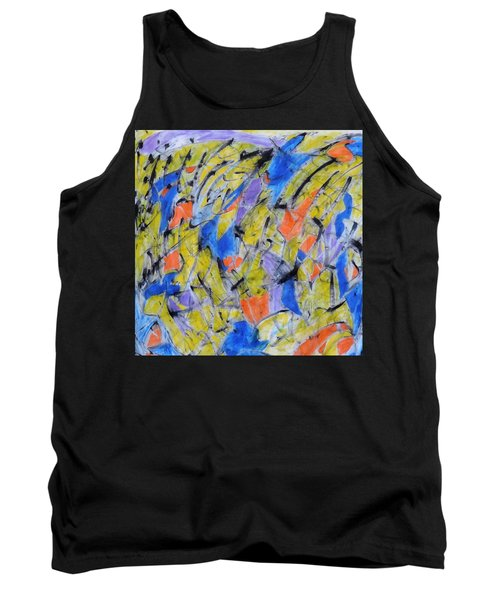 Flood Gate Of Joy Tank Top