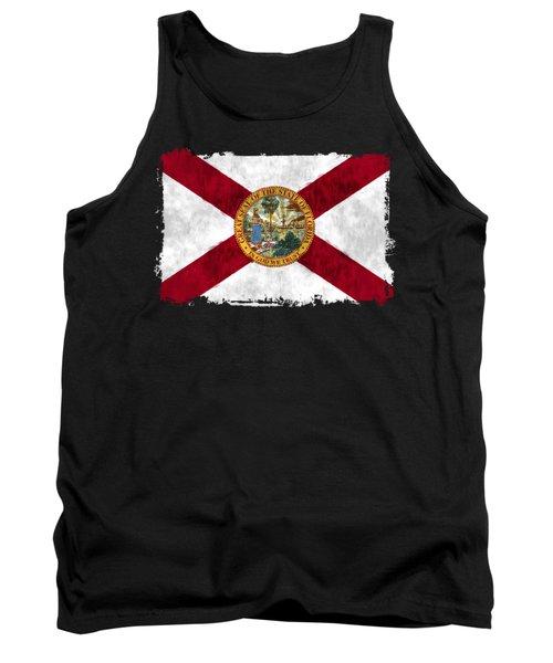 Florida Flag Tank Top