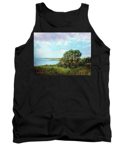 Florida Palms Tank Top